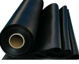 Black LDPE Linear Roll