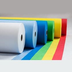 Multicolor Laminated Fabric