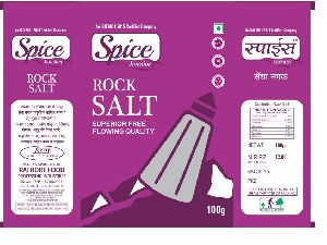 Spice Junction Rock Salt