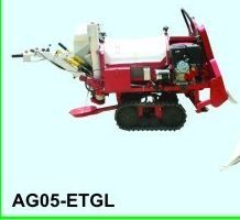 AG05-ETGL Mini Hand Operated Combine Harvester