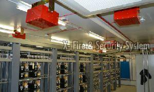 Aerosol Based Fire Suppression System