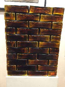 Colored Glass Brick