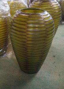 Double Layered Glass Vase