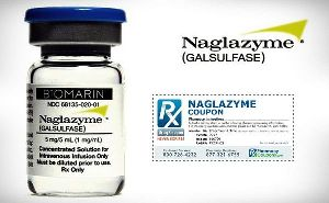 Naglazyme Injection