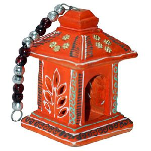 Traditional Terracotta Lantern
