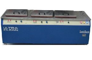 Three Stage Multi Ultrasonic Cleaner