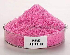 NPK 19:19:19 Water Soluble Fertilizer