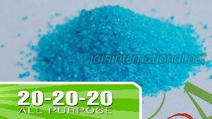 NPK 20:20:20 Water Soluble Fertilizer