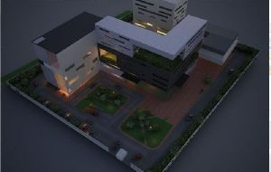 Hospital Structural Designing Services