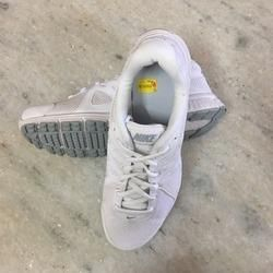 Nike Revolution White School Shoes