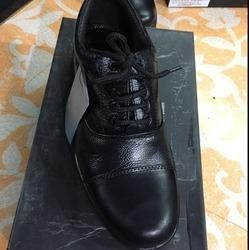 TSF Low Cut Police Shoes