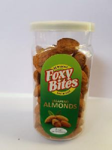 Roasted Jalapeno Almond Nuts