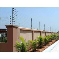Domestic Solar Fencing System