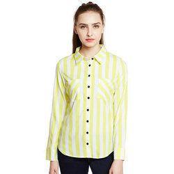Ladies Rayon Shirt