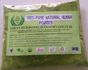 ORGANIC HERBAL HAIR HENNA POWDER