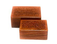 Wooden Life Tree Cremation Urns