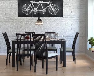 cappuccino color dining set