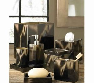 Stylish Horn Bathroom Set