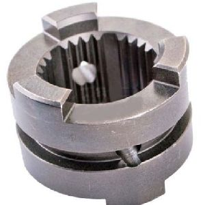 Overriding Jaw Clutch