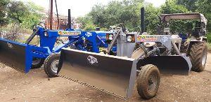 Tractor Mini Grader