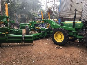 Tractor Mounted Grader
