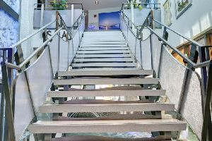 Stainless steel Stair Step