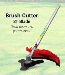 Brush Cutter with Tiller