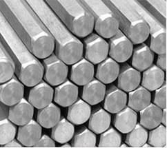 310 Bright Stainless Steel Hex Bar