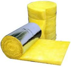 Glass Wool Insulation Sheet Rolls