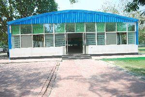 Pre Fabricated Tubular Steel Building