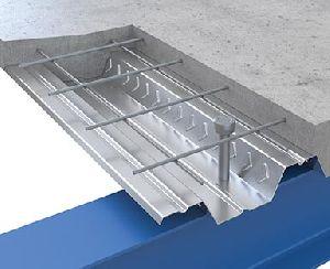Steel & Concrete Composite Deck
