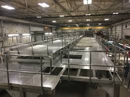 Industrial Stainless Steel Fabrication