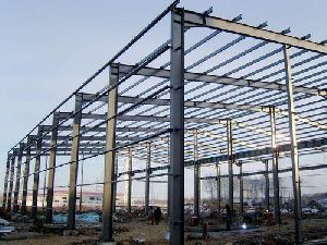 MS Heavy Structure Fabrication