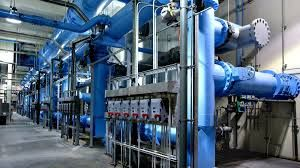 Water Plant Automation System