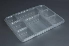 Disposable Plastic Food Packaging Tray