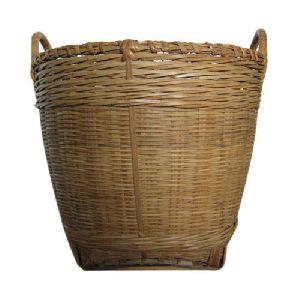 Bamboo Gardening Basket