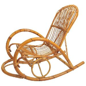 Bamboo Rocking Chair