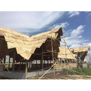 Bamboo Shed Designing Service