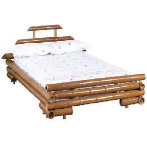 Modern Bamboo Bed