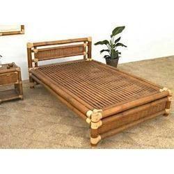 Modular Bamboo Bed