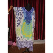 Casual Daily Wear Kaftan Dress