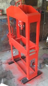 Hand Operated Hydraulic Press