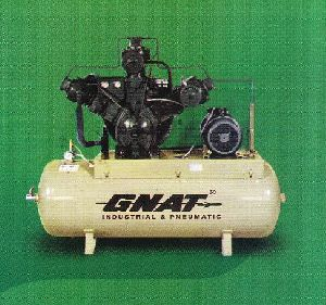 Multi Stage Series Air Compressor