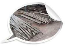Stainless Steel Peeled Turned Round Bar