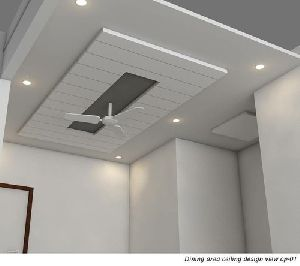 Gypsum Board False Ceiling Designing Services