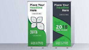 Standees Printing Service 01