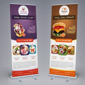Standees Printing Service 02