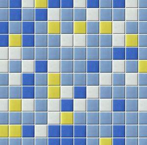 Glossy Glass Mosaic Tile 01