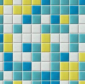 Glossy Glass Mosaic Tile 03