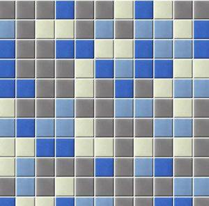 Glossy Glass Mosaic Tile 04